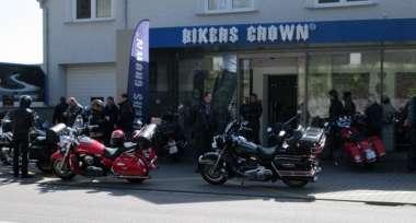 Tradiční zahájení motosezóny Poděbrady