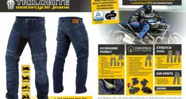 Zajímavosti: Pád v jeans Trilobite
