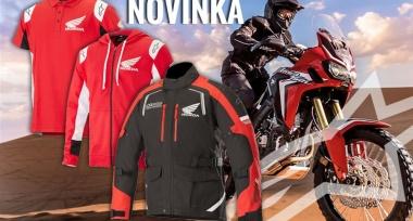 Novinka: Limitovaná edice Alpinestars Honda