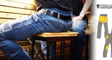 Trilobite jeans konečně skladem!