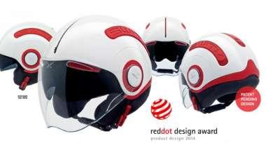 Oceněná helma Nexx SX.10