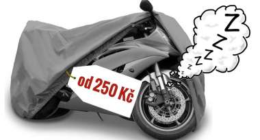 Ochranné plachty na motorku za skvělé ceny