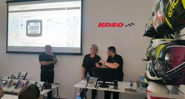 Produktové školení elektroniky KOSO