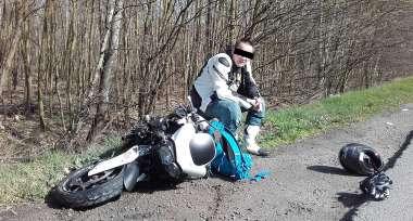 Nehoda v jeans Trilobite 661 Parado, zkušenosti motorkáře...