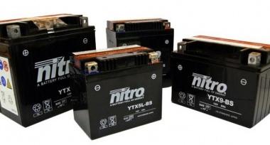Baterie NITRO skladem!