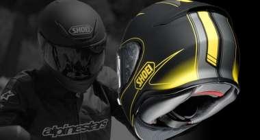 Shoei NXR - skvělá volba pro sportovní a sportovně-cestovní motorky