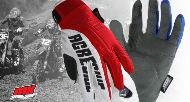 Novinka! Motokrosové rukavice MX Agresive skladem