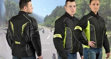 Nové textilní oblečení XRC skladem!
