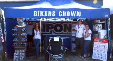 Podařený víkend na MS v motokrosu v Lokti