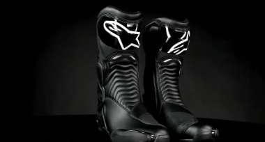Jak dobře vybrat boty na motorku?
