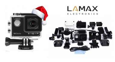 LAMAX ACTION X8 Electra za skvělou cenu 3.790,-