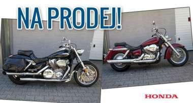 Motocykly HONDA k prodeji!