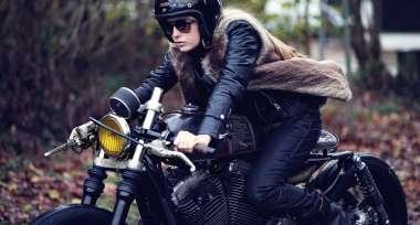 TIPY na dárky pro opravdové motorkářky