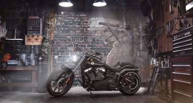 Jak pečovat o motocykl přes zimu?