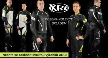 Kombinézy XRC naskladněny!