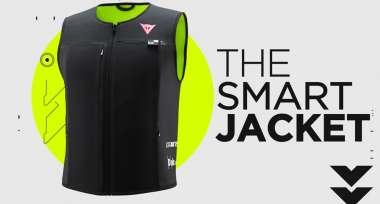 Doplněné zásoby airbagové vesty Dainese Smart Jacket