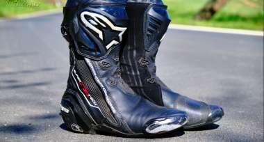 Alpinestars Supertech R: Zklamání vystřídalo nadšení, jiné boty už nechci!