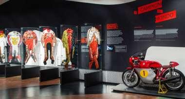 Tip na výlet: Muzeum Dainese v Itálii